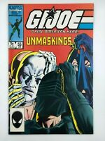 1987 G.I. Joe #55 Marvel Copper Age COMIC BOOK