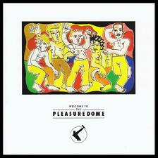 FRANKIE GOES TO HOLLYWOOD - WELCOME TO THE PLEASUREDOME CD ~ 80's ~ RELAX *NEW*