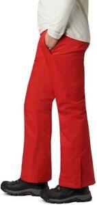 Columbia Women's Plus Size Modern Mountain 2.0 Snow Pants, Bold Orange, 2X