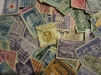 """OLDER STAMP LOTS  """"ALL DIFFERENT USED USA"""" 3  AND 4 CENTS FREE SHIPPING"""