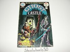 Tales Of Ghost Castle #2 Comic DC 1975 Early Lucien The Librarian Sandman Horror