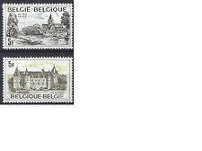 Belgie cob 1834-1835 mi1886-1887 (1976) plakker x