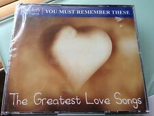 You Must Remember These : Greatest Love Songs 3x CD Readers Digest NEW FREEPOST