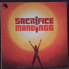 MANDINGO - SACRIFICE ORIG OZ PRESS EMI (EMC.3011) FANTASTIC FUNK / BEATS RARE!!!