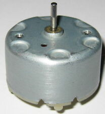 RF-500 DC Motor for VCR / CD / DVD Player - 5 VDC - RF-500TB-14415 - 2500 RPM