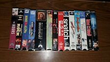 Misc. Vhs Lot (Home Alone 1 & 2, Boyz N The Hood, Snatch, WarGames, etc.)