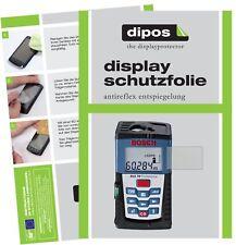 3x Bosch DLE 70 Professional Protector de Pantalla protectores mate dipos