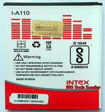 Micromax Canvas A110, A110Q Battery By Intex Original