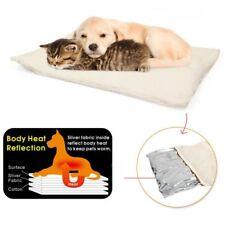 Pet Dogs Self Heating Mats Puppy Winter Warm Bed House Nest Pads Mats don't Plug