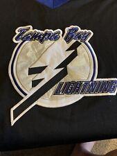 Tampa Bay Lightning Pro Player Jersey XL Blank