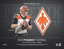 2020 Panini Phoenix Football Hobby Box Presale - 2 Autos per Box