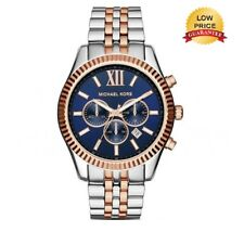 Michael Kors MK8412 Gent's Lexington Two-Tone Chronograph Stainless Steel Watch