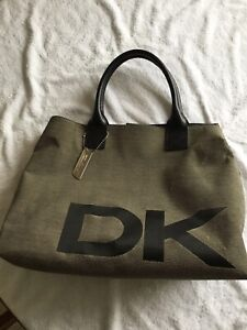 DKNY ACTIVE LARGE TOTE BAG