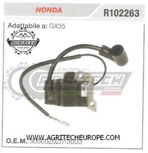 30500Z0Z013003 BOBINA ELETTRONICA  HONDA MOTORE  GX35