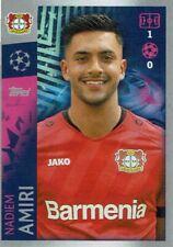 Topps Match Attax Champions League Sticker CL 19/20  Nr. 70 Nadiem Amiri Bayer