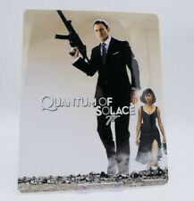 QUANTUM OF SOLACE 007 - Glossy Bluray Steelbook Magnet Cover (NOT LENTICULAR)