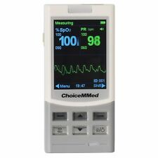 Choicemed MD300M B Oximeter Handheld Tragbar SpO2 Farbe Display Brandneu