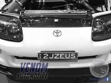 Toyota Supra JZA80 MKIV - Billet OEM Style Front Number Plate Mount