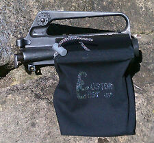 CUSTOM CAST usa     BRASS CATCHER for BUILT in CARRY HANDLE