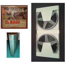 EL ROJO : FILM S 8 - MAGNETICO -CINE-BOOK 2X 240 mt.