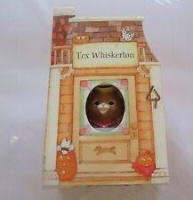 Catswitch Hollow Tex Whiskerton- Cat Figurine- Hallmark -1993- MIB