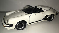 Maisto SPECIAL EDITION 1989 Porsche 911 Speedster Die Cast 1:18  Sports Car