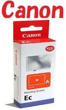 Canon Ec-A Focusing Screen Matte with Microprism for EOS 1, EOS 3, 1D Ser New JP
