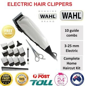 Wahl Haircut Clipper Trimmer Set Easycut Mens Hair Grooming Kit Cutter Electric
