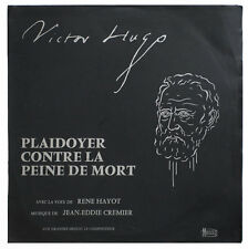 RENE HAYOT Victor Hugo Plaidoyer contre la peine de mort french MM 3314 FD LP