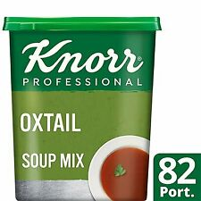 Knorr Oxtail Soup Makes 14 Litres - 82 Portions