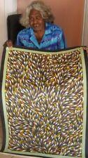 Desert Art Bush Medicine Leaves Aboriginal Art Paintings