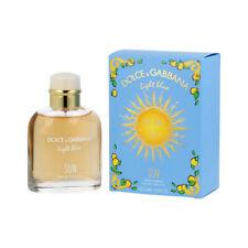 Dolce & Gabbana Light Blue Sun Pour Homme Eau De Toilette EDT 125 ml (man)