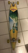 Sencitnoer 47 Inch Longboard With Maximum Width 9 Inches With Independent Trucks
