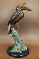 Plastiken & Skulpturen von Vögeln Künstlerische aus Bronze