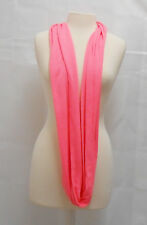 VEOND NEON PINK INFINITY SCARF - NWT