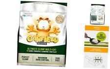 Garfield Cat Litter Ultimate Clump, All Natural, Fast Clumping, 10lb Multi-Cat