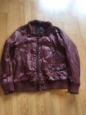 G Star Maroon Jacket Size Mens XL / L