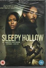 SLEEPY HOLLOW - The Complete Season 1 - DVD *NEW & SEALED* *4-Disc Set*
