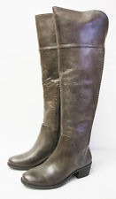 J2365 New Women's Vince Camuto Bendra Bomber Gray Urban Distressed Boot 6 M
