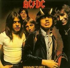 Highway to Hell by AC/DC (CD, Jan-1998, EMI Music Distribution)