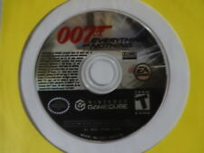 EUC  007 Everything or Nothing - Nintendo Gamecube Disc Only Free Ship