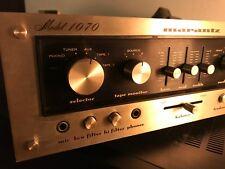 Console Stereo Amplifier Marantz 1070 anno 1974