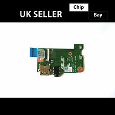 Asus x553ma Laptop Usb/audio Jack Board With Cable 69n0rlb10a00-01 x453ma