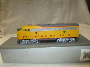 "Bachmann Plus HO EMD F7A Union Pacific #1470 Diesel Locomotive   ""NEW"""