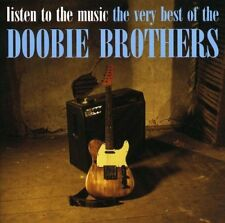 DOOBIE BROTHERS LISTEN TO THE MUSIC THE VERY BEST OF CD (Greatest Hits)