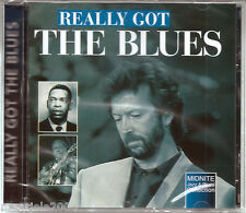 Really Got The Blues (2000) CD NUOVO Eric Clapton. Jimi Hendrix Yardbyrds & Beck