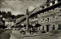 Schönau Schwarzwald Wiesental ~1950/60 Talstraße Gashaus zum Ochsen Park Hotel