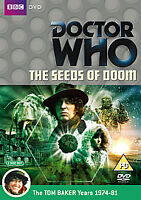 Doctor Who: The Seeds of Doom [DVD] Tom Baker as Dr Who - FACTORY SEALED Sladen