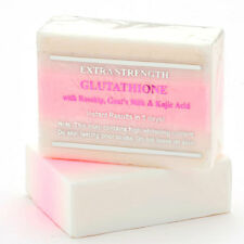 Premium Extra Strength Whitening Soap w/ Glutathione, Rosehip, and Kojic Acid