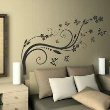 Lovely Rose Flower Wall Sticker / Vinyl Decor / Large Floral Wall Transfers FL23
